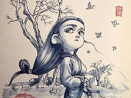 (演义秦风)中国节气——小雪