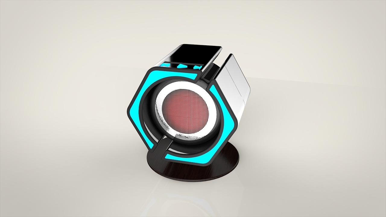 创意音箱设计/产品外观设计图片