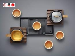 故宫文化&哲品   哲系列-万方安和 旅行茶具套装