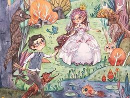 童话系-丛林探险之婚礼大冒险