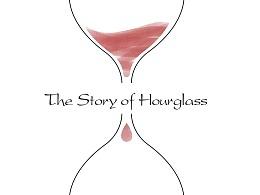 原创绘本:沙漏的故事 The story of hourglass
