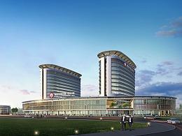 龙岩第一医院环境图形/标识系统设计