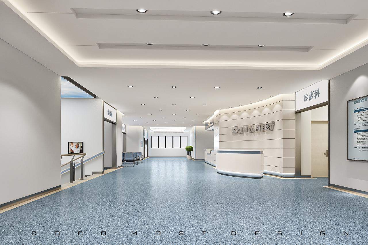 北京方泰医院|地产|室内设计|COCO帅-原创作武汉公司广告设计空间图片