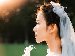 【一个人的婚纱】