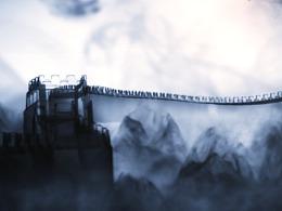 C4D插件TFD制作中国风水墨动画
