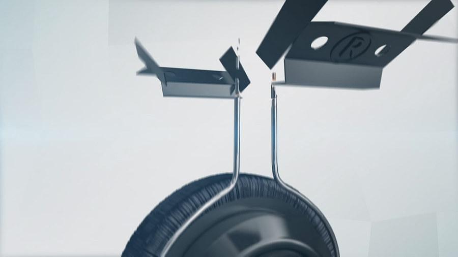 栏目原创片|蓝色设计|影视|花园妖姬_-模仿设空中耳机园林景观包装图片