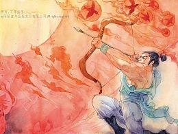 中国神话故事之《嫦娥奔月》《沉香救母》
