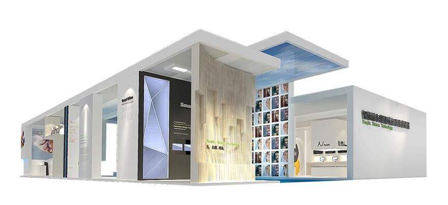 智慧城市展厅|空间|展示设计 |ct360 - 原创作品图片