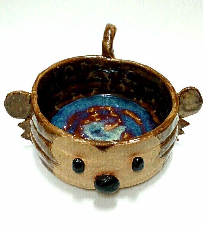 学了一小段时间的陶艺,大部分作品都不尽人图片
