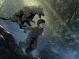 《苗占英雄传》第二话-五步林