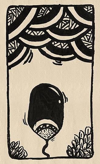 黑白手绘练习