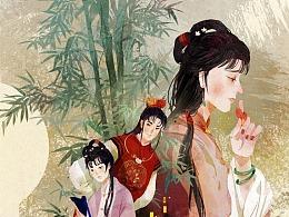 """昊福文化""""点读名著""""系列 """"""""四大名著封面"""