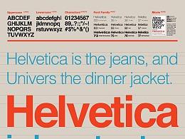 2005 Helvetica ver.1 Infographic poster