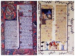 艺术流派那些事之中世纪艺术(爱尔兰撒克逊风格艺术)