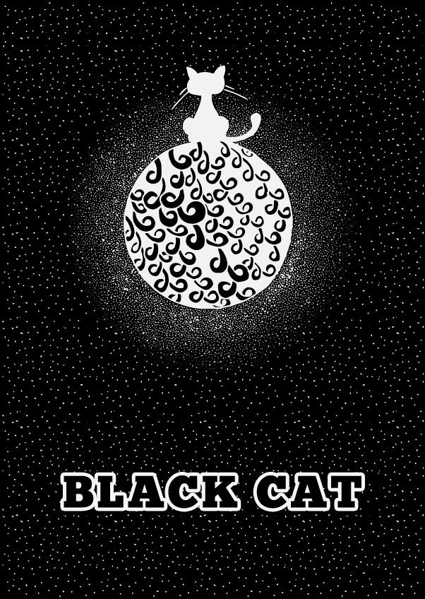 星空下的猫