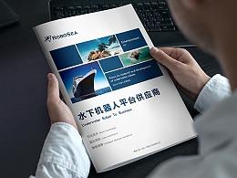 ROBOSEA  画册设计