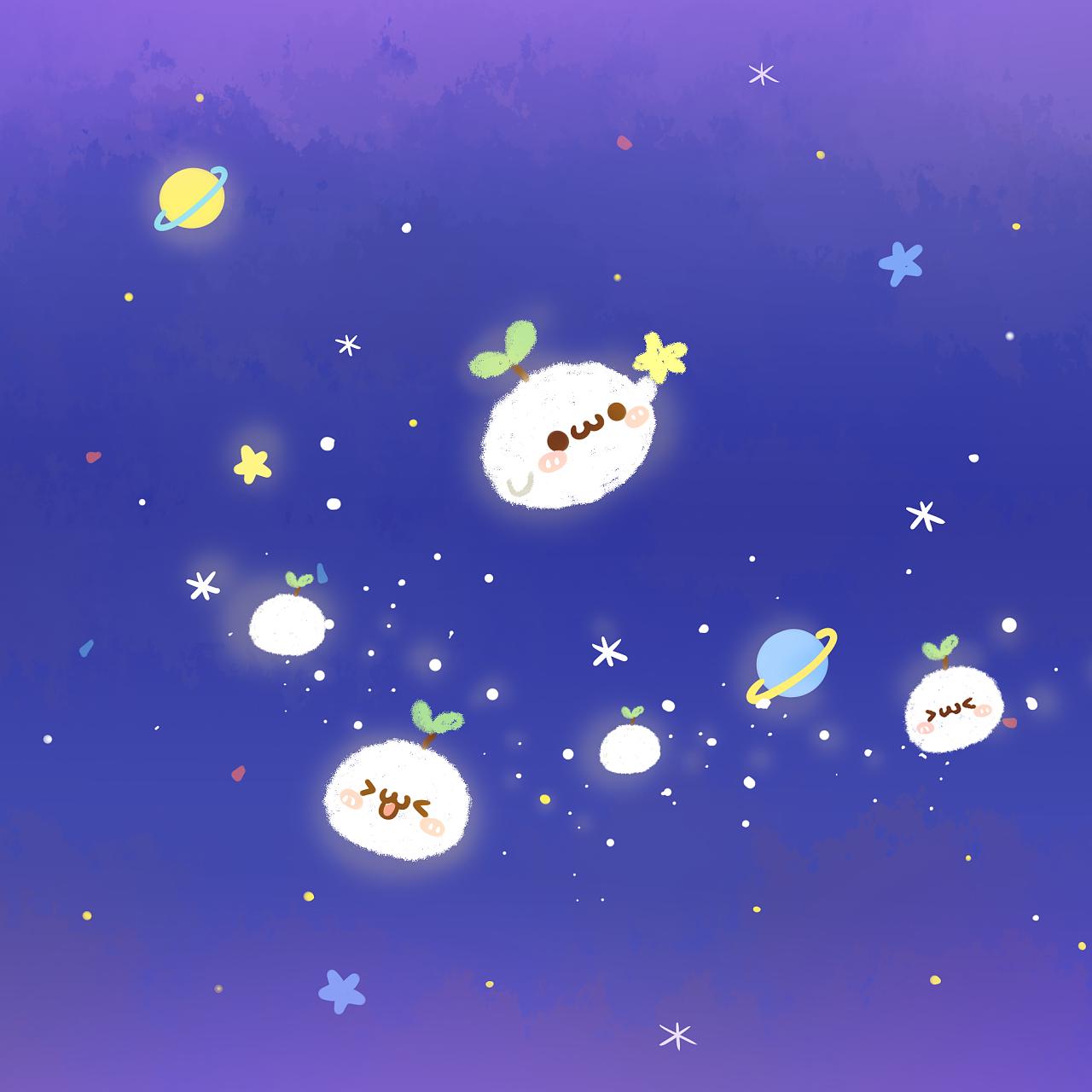 长草颜团子漫画软件_长草颜团子简笔画