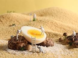 一个鸡蛋的寻梦环游记 I 当下视觉摄影NOWVISION