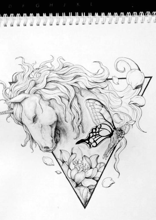 马创意——手绘练习