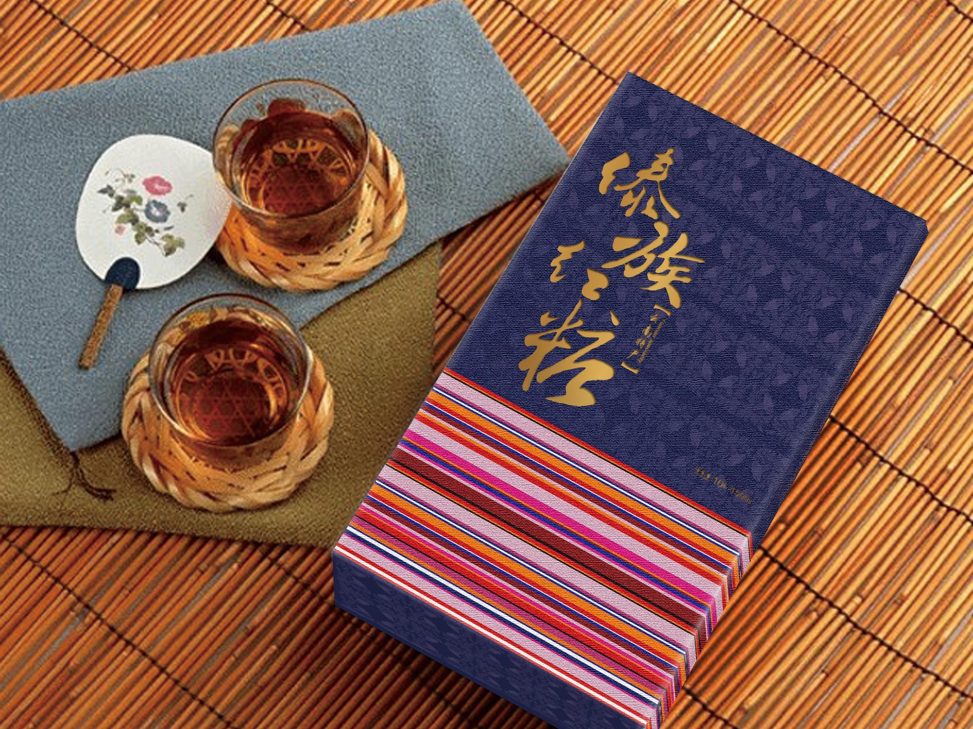 傣族红糖logo 包装设计图片