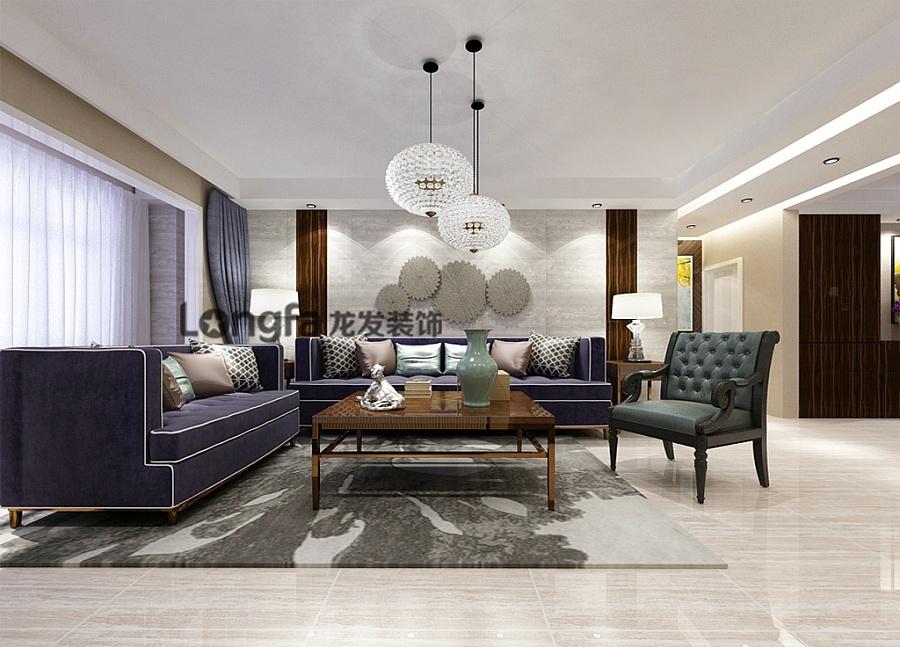 效果176三室两厅两卫现代简约装修号楼图案经典设计作品知乎图片