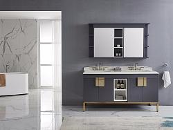 一款-北欧浴室柜