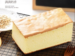 面包蛋糕详情页