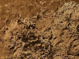 houdini流體測試 黃河水