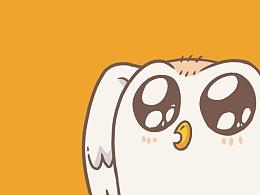 微信表情包:秃头鹰
