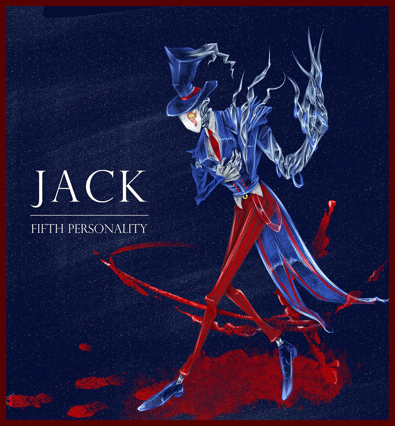 第五人格 — 杰克