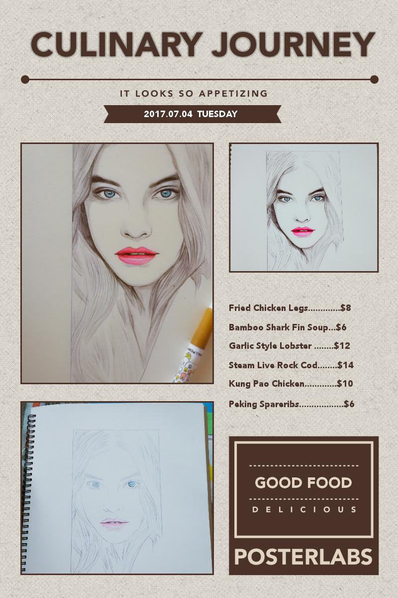 明星手绘画像|纯艺术|钢笔画|每日一画 - 原创作品