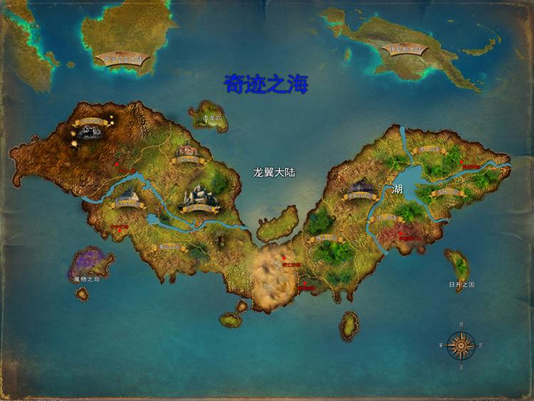 游戏logo,游戏ui,平面地图等一些个杂七杂八的