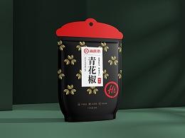 海底捞/筷手小厨香辛料包装设计