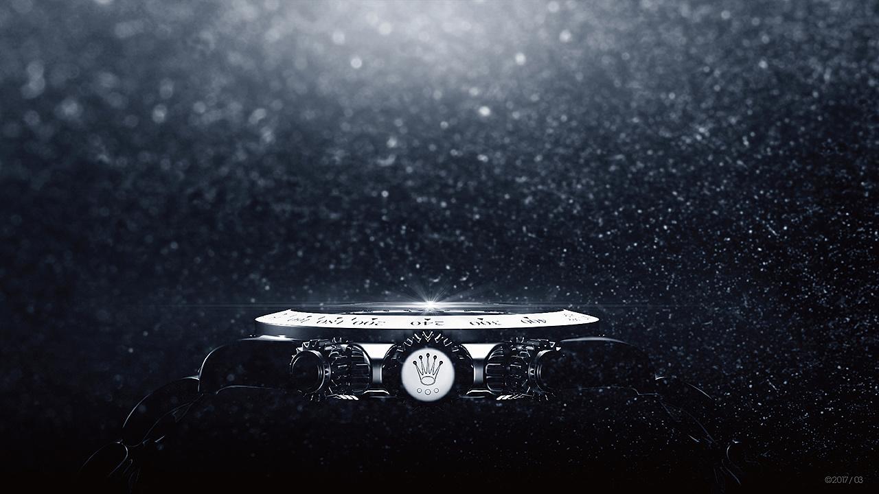 劳力士手表|三维|场景|jz视觉设计 - 原创作品 - 站酷图片