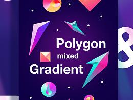 Gradient+Polygon