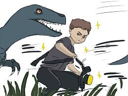 关于《侏罗纪世界2》的一点吐槽……