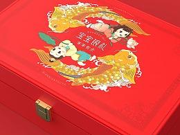 宝宝礼盒设计