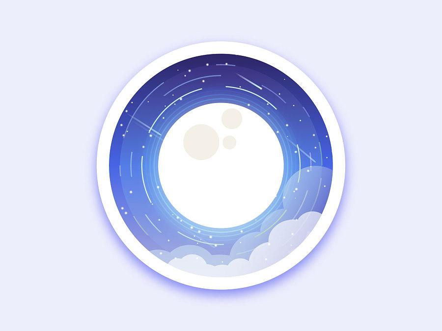 梦幻星球 图标 UI xmQ的mmp - 原创设计作品 -