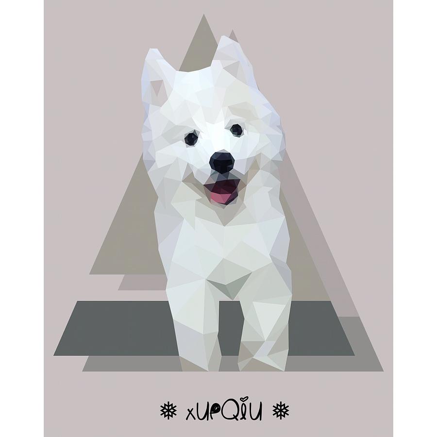 微信卡通狗狗图头像