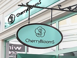 标志「CherryBloomS」