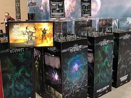 《DEEP MADNESS》在 美国游戏大展 Gen Con 2018