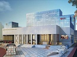 世纪金花珠江时代广场设计