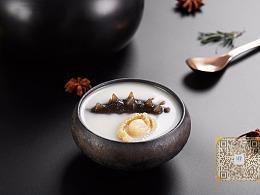 MO2摩图北京电商食材海参粥创意拍摄