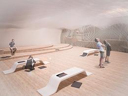 《无味书屋》——中国美术学院会展设计毕业设计