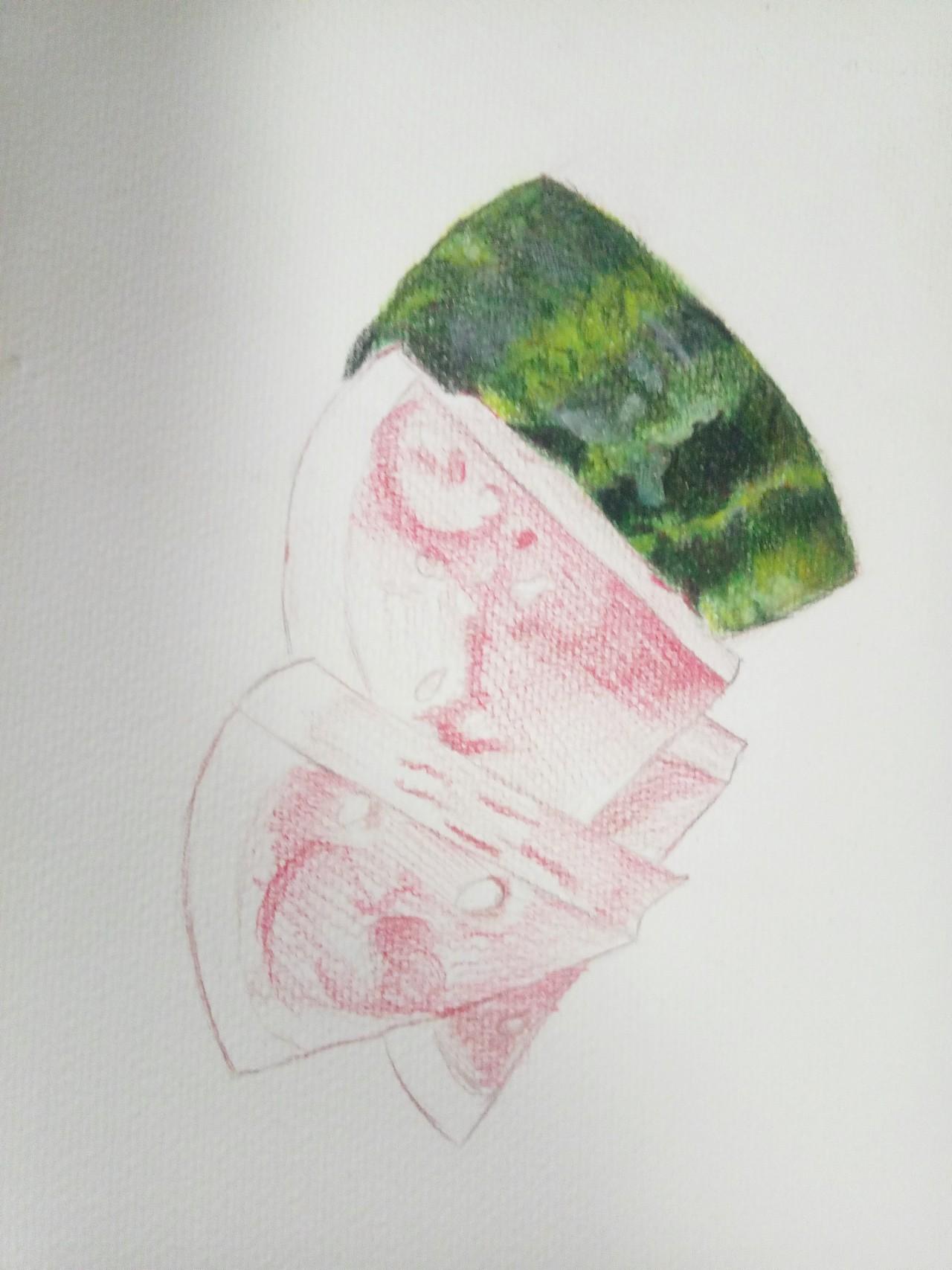 西瓜的成长过程