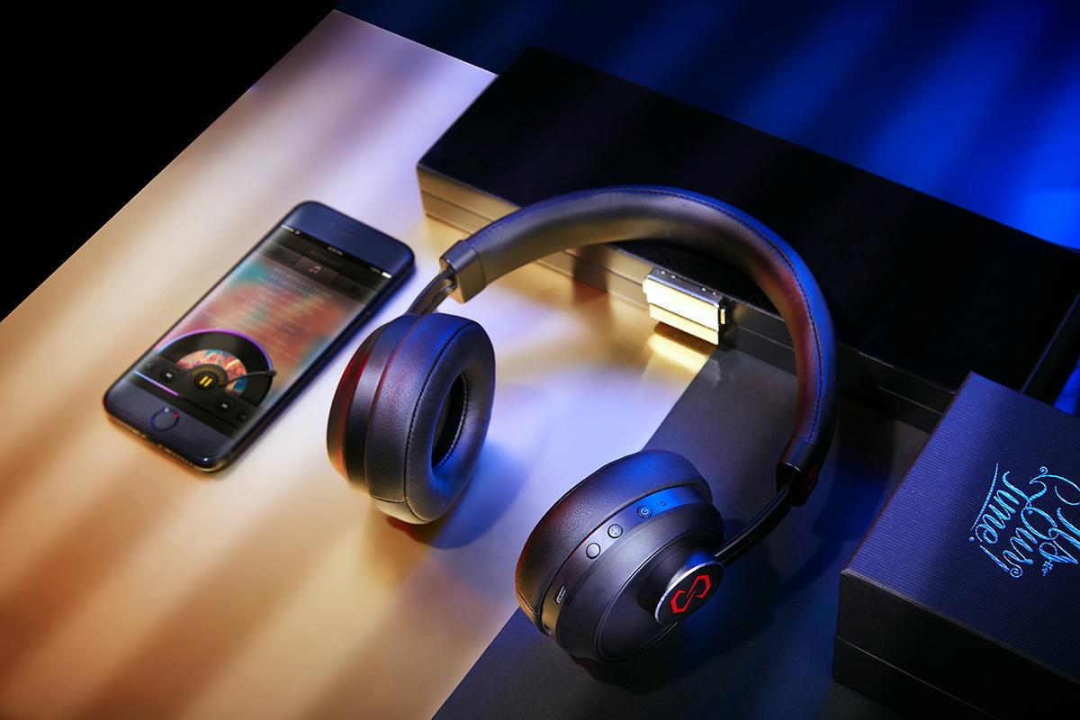 头戴式耳机场景拍摄/数码3c产品拍摄|摄影|产品|摄影