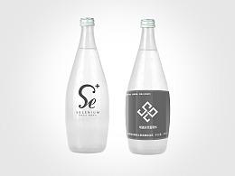 富硒水瓶装设计方案
