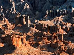 新疆高台民居