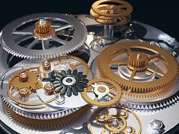 Watch Dial_3D Visual Design