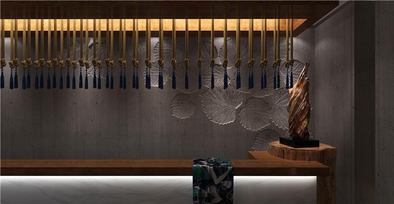 阜新时尚艺术酒店设计公司 时尚艺术酒店门头装修设计